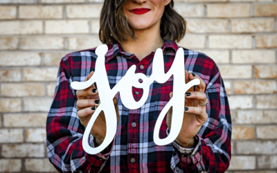 experience joy in your Christian life