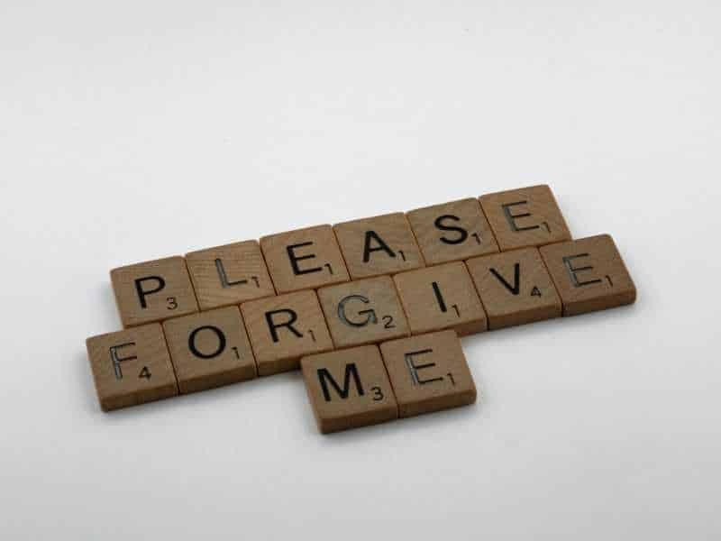 47 Astonishing Bible Verses about Forgiveness
